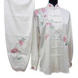 刺繍表演服/十種:牡丹(小)