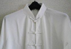 画像1: 高級衣装袋付き:さらさらリネンタイプ/中国式上下