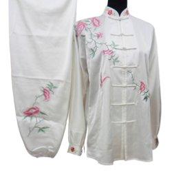 画像1: 刺繍表演服/十種:牡丹(小)